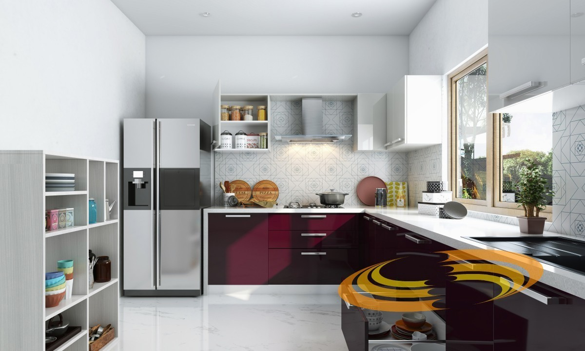 for Online modular kitchen designs