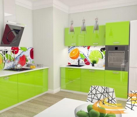 кухонный гарнитур образец 102