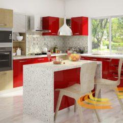 пример стильной кухни фабрики МК