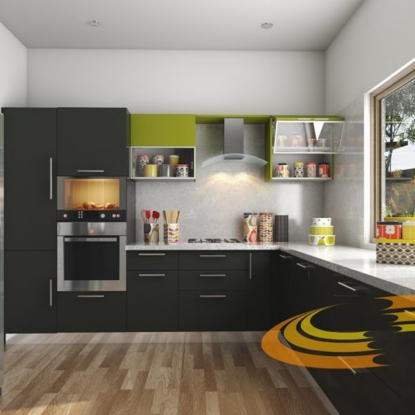 кухня от МК фабрики 48