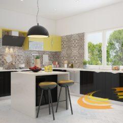 идея для кухонного помещения
