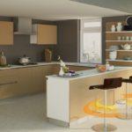 проект кухни 75