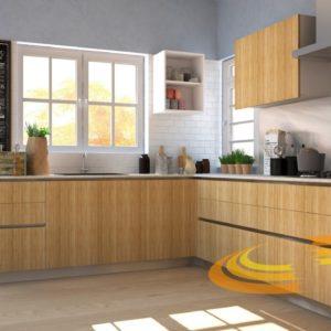 проект кухни 76