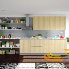 проект кухни 80
