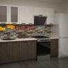 кухня фото работы в Москве от фабрики