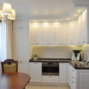 кухонный гарнитур от производителя в Москве - фото работы