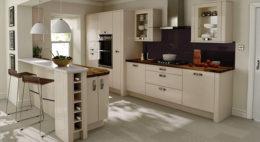 Фото кухни с барной стойкой 8