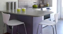 Фото кухни с барной стойкой 4