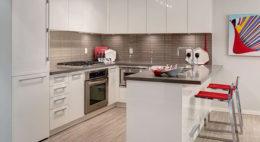 Фото кухни с барной стойкой 3