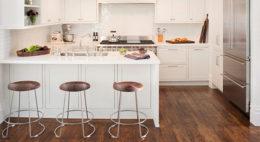 Фото кухни с барной стойкой 2