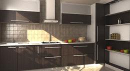 Фото кухни в стиле модерн 3
