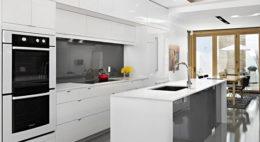 Фото кухни в стиле модерн 4
