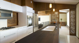 Фото кухни в стиле модерн 5