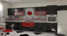 Фото кухни в стиле модерн 6